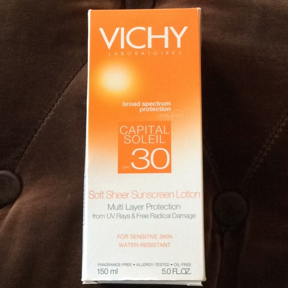 Vichy Other - Vichy Labs Capital Soleil SPF 30 Sunscreen New 5oz
